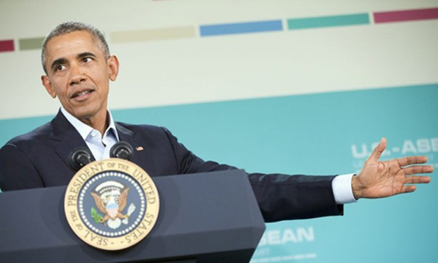 Vì sao tuyên bố chung Mỹ - ASEAN không nhắc tới Biển Đông - ảnh 1