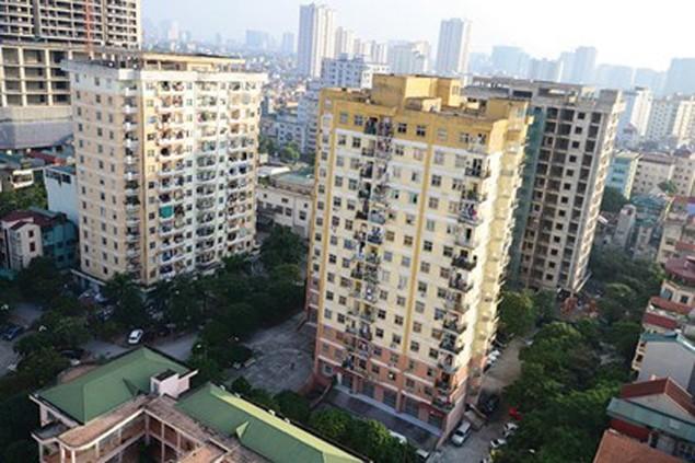 Sức sống chung cư bình dân - ảnh 1