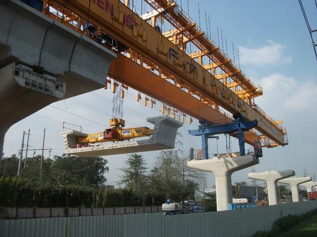 Tất bật thi công đại dự án metro số 1 Bến Thành - Suối Tiên - ảnh 11
