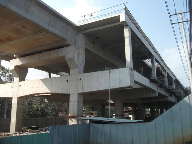Tất bật thi công đại dự án metro số 1 Bến Thành - Suối Tiên - ảnh 16