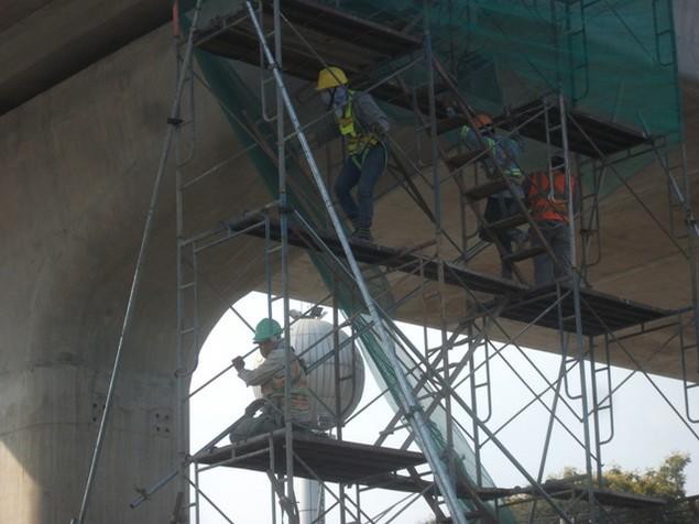 Tất bật thi công đại dự án metro số 1 Bến Thành - Suối Tiên - ảnh 17