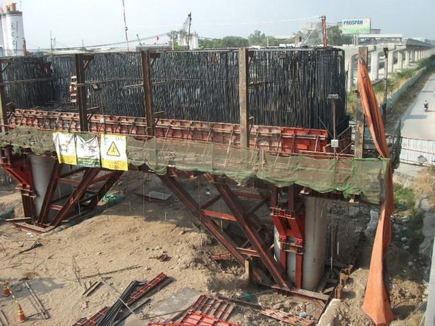 Tất bật thi công đại dự án metro số 1 Bến Thành - Suối Tiên - ảnh 18