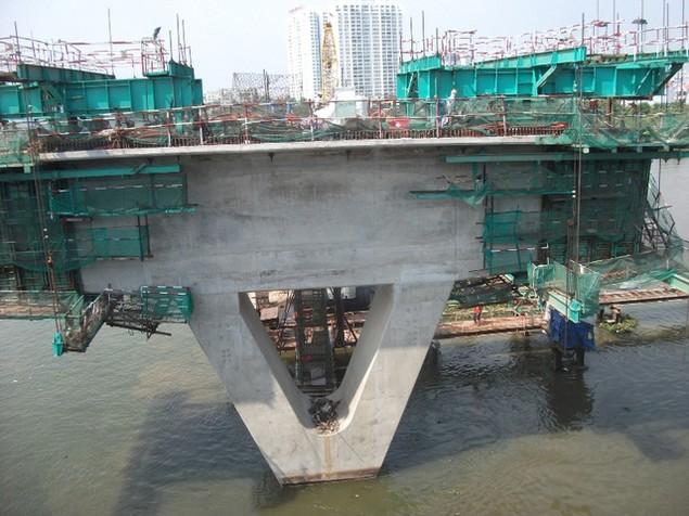 Tất bật thi công đại dự án metro số 1 Bến Thành - Suối Tiên - ảnh 8