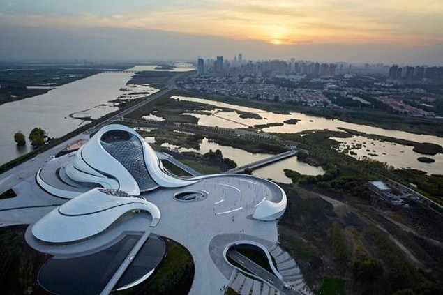 14 công trình kiến trúc ấn tượng nhất năm 2016 - ảnh 4