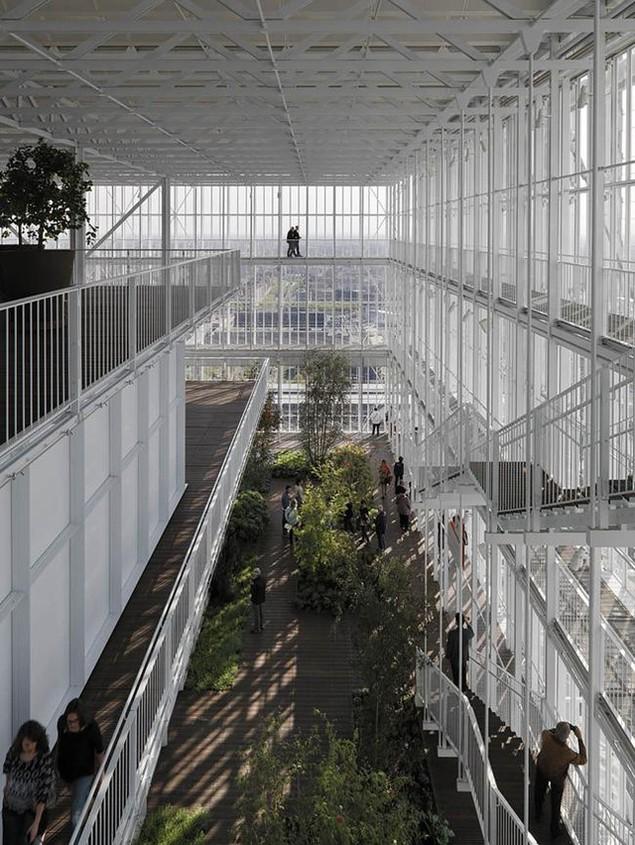14 công trình kiến trúc ấn tượng nhất năm 2016 - ảnh 7