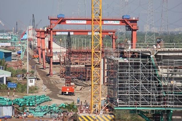 Đẩy mạnh tiến độ dự án Cao tốc Bến Lức-Long Thành sau Tết - ảnh 2