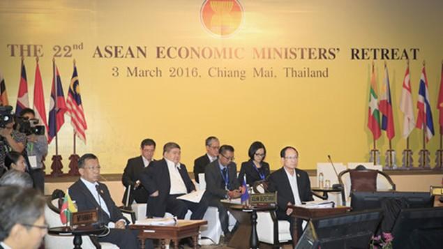 Cộng đồng kinh tế ASEAN đẩy mạnh Cơ chế một cửa - ảnh 2