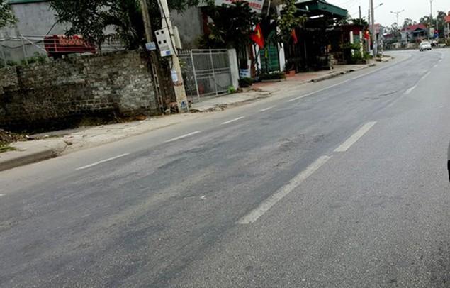 Cận cảnh xuống cấp nghiêm trọng tại QL18 Uông Bí – Hạ Long - ảnh 4