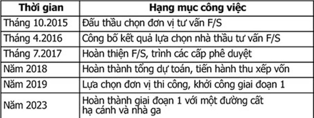 Sân bay Long Thành 'vẫn chưa vào đường ray' - ảnh 1