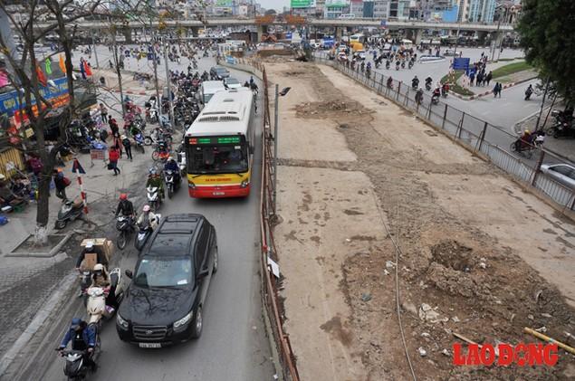 Dự án đường sắt Nhổn - Ga Hà Nội: Lập lôcốt nhưng không thi công, dân khốn khổ nhiều năm trời - ảnh 4