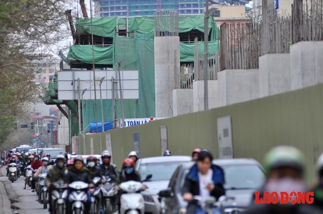 Dự án đường sắt Nhổn - Ga Hà Nội: Lập lôcốt nhưng không thi công, dân khốn khổ nhiều năm trời - ảnh 7