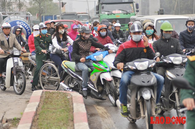 Dự án đường sắt Nhổn - Ga Hà Nội: Lập lôcốt nhưng không thi công, dân khốn khổ nhiều năm trời - ảnh 10