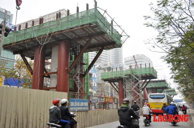 Dự án đường sắt Nhổn - Ga Hà Nội: Lập lôcốt nhưng không thi công, dân khốn khổ nhiều năm trời - ảnh 12