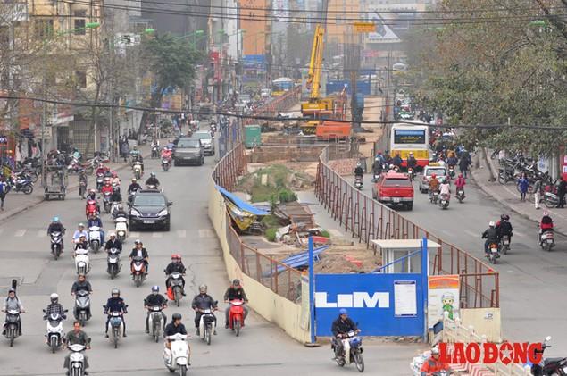 Dự án đường sắt Nhổn - Ga Hà Nội: Lập lôcốt nhưng không thi công, dân khốn khổ nhiều năm trời - ảnh 13