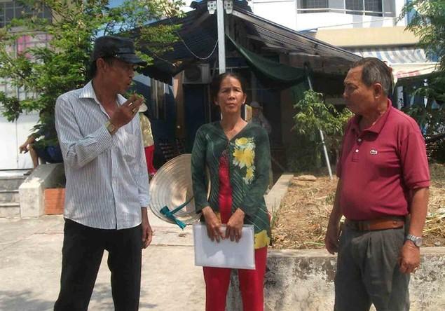 Cận cảnh sụt lún nghiêm trọng tại dự án tái định cư đồ sộ nhất TPHCM - ảnh 3
