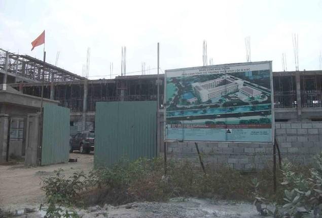 Cận cảnh sụt lún nghiêm trọng tại dự án tái định cư đồ sộ nhất TPHCM - ảnh 15