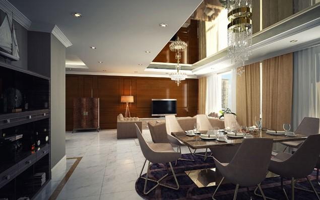 Tập đoàn Tân Hoàng Minh giới thiệu 5 căn hộ mẫu dự án D'. Palais de Louis - ảnh 1