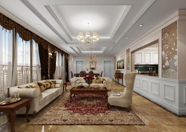 Tập đoàn Tân Hoàng Minh giới thiệu 5 căn hộ mẫu dự án D'. Palais de Louis - ảnh 2