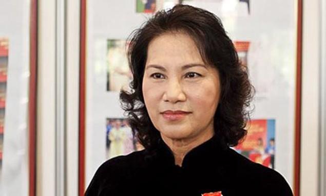 Hôm nay Quốc hội miễn nhiệm Chủ tịch Nguyễn Sinh Hùng - ảnh 1