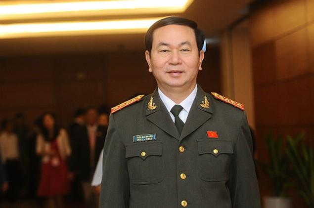 Ông Trần Đại Quang làm Chủ tịch nước - ảnh 1