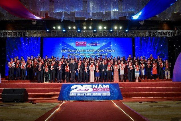 Top 15 doanh nghiệp Thương hiệu Mạnh Việt Nam 2015 - ảnh 3
