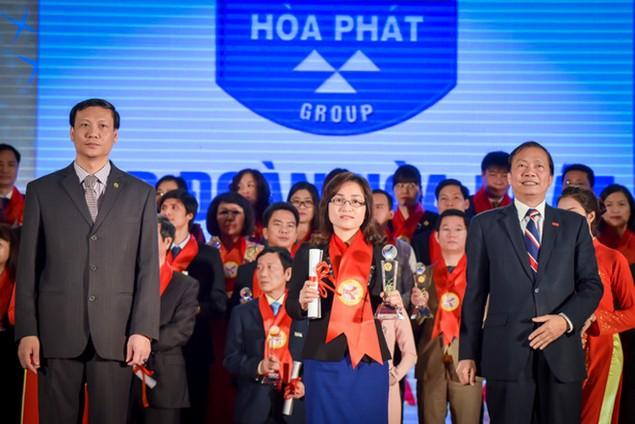 Top 15 doanh nghiệp Thương hiệu Mạnh Việt Nam 2015 - ảnh 5