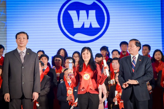 Top 15 doanh nghiệp Thương hiệu Mạnh Việt Nam 2015 - ảnh 6