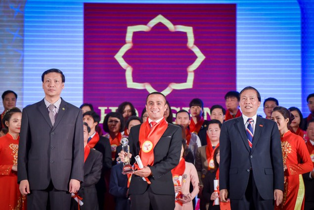 Top 15 doanh nghiệp Thương hiệu Mạnh Việt Nam 2015 - ảnh 7