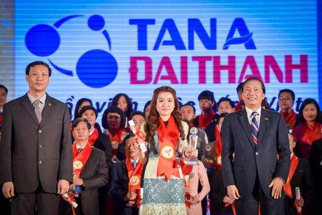 Top 15 doanh nghiệp Thương hiệu Mạnh Việt Nam 2015 - ảnh 15