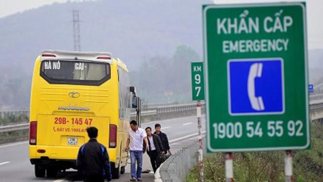 Hiểm họa trên cao tốc Nội Bài - Lào Cai - Kỳ 1: Tính mạng mong manh - ảnh 1