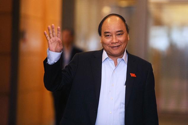 Ông Nguyễn Xuân Phúc được giới thiệu làm Thủ tướng - ảnh 1