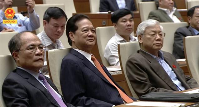 Ông Nguyễn Xuân Phúc nhậm chức Thủ tướng - ảnh 1