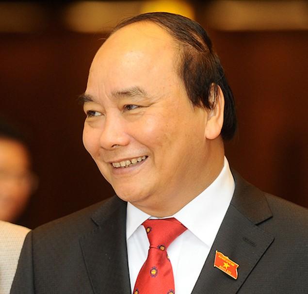 Tân Thủ tướng: Chính phủ cương quyết bảo vệ chủ quyền - ảnh 1