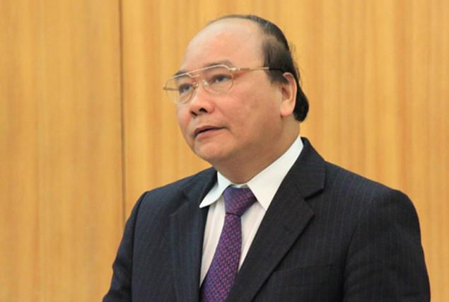 Thủ tướng Nguyễn Xuân Phúc phân công nhiệm vụ các Phó thủ tướng - ảnh 1