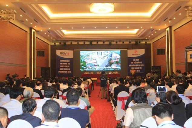 """Thủ tướng Nguyễn Xuân Phúc: """"Quảng Trị cần tạo môi trường thông thoáng để thu hút đầu tư"""" - ảnh 1"""