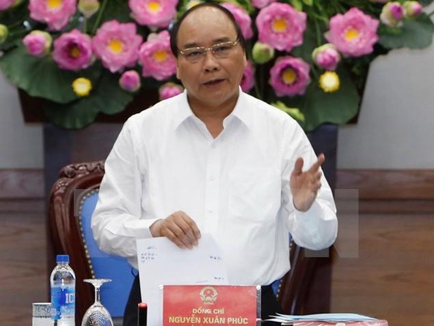 Thủ tướng đối thoại với doanh nghiệp - ảnh 1