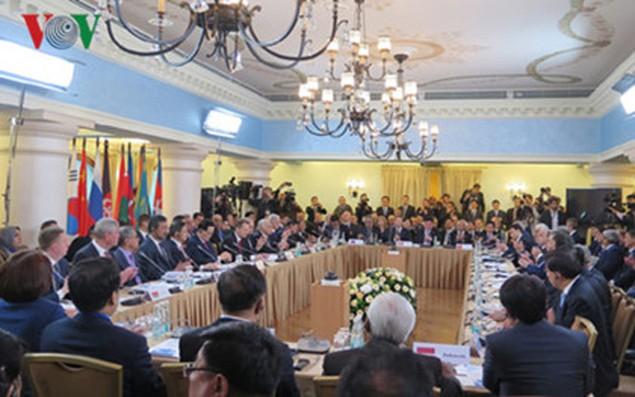 Việt Nam dự Hội nghị Quốc hội Á – Âu - ảnh 1