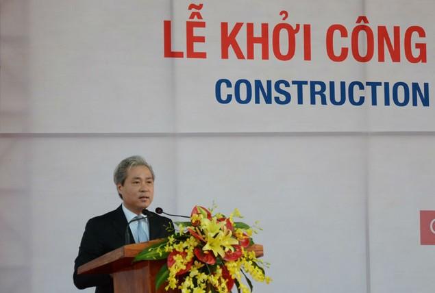 Cận cảnh khởi công hai dự án tỷ đô tại tỉnh Quảng Nam - ảnh 2