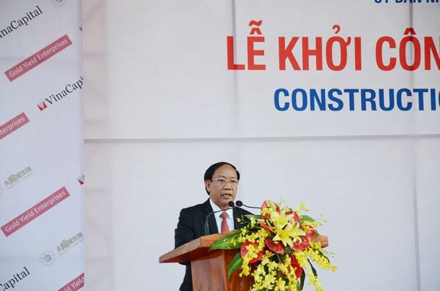 Cận cảnh khởi công hai dự án tỷ đô tại tỉnh Quảng Nam - ảnh 3
