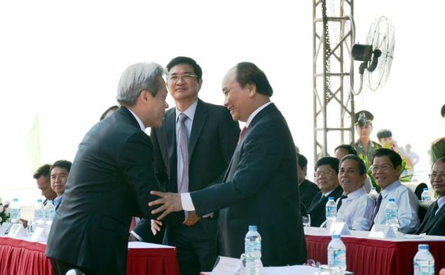 Cận cảnh khởi công hai dự án tỷ đô tại tỉnh Quảng Nam - ảnh 6