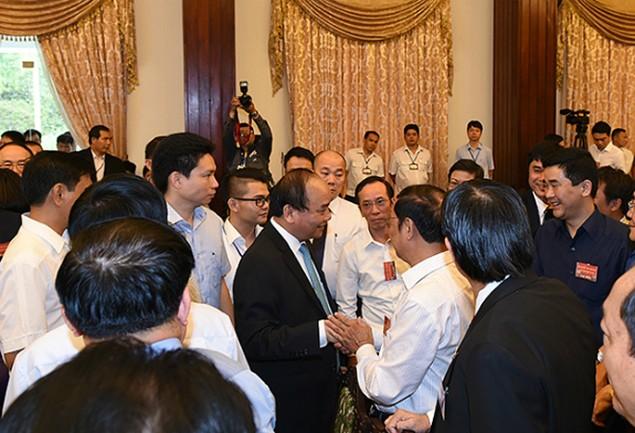 Thủ tướng: Không hình sự hóa các quan hệ kinh tế - ảnh 4
