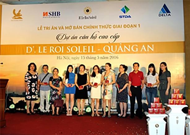 D'. Le Roi Soleil – Quảng An: 60% số lượng căn hộ đã có chủ - ảnh 3