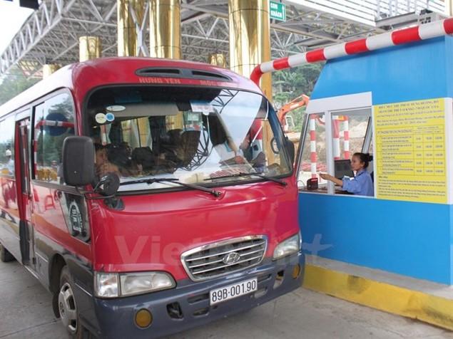 Bộ Giao thông vận tải và Tài chính rà soát lộ trình tăng mức phí BOT - ảnh 1