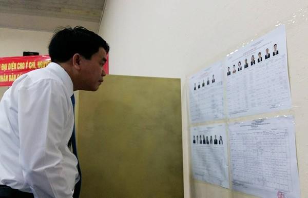 Bí thư Hà Nội: 'Đừng bỏ phiếu qua loa, cho xong chuyện' - ảnh 22