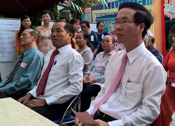 Bí thư Hà Nội: 'Đừng bỏ phiếu qua loa, cho xong chuyện' - ảnh 24