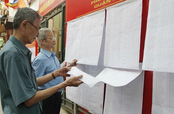 Bí thư Hà Nội: 'Đừng bỏ phiếu qua loa, cho xong chuyện' - ảnh 35