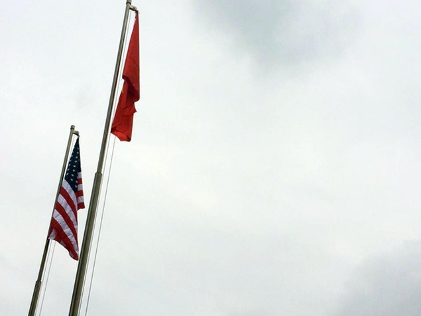 Lễ đón Tổng thống Mỹ Obama tại Phủ Chủ tịch - ảnh 13