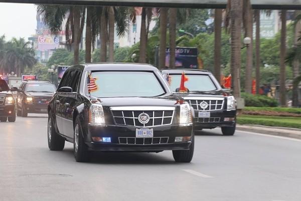 Lễ đón Tổng thống Mỹ Obama tại Phủ Chủ tịch - ảnh 3