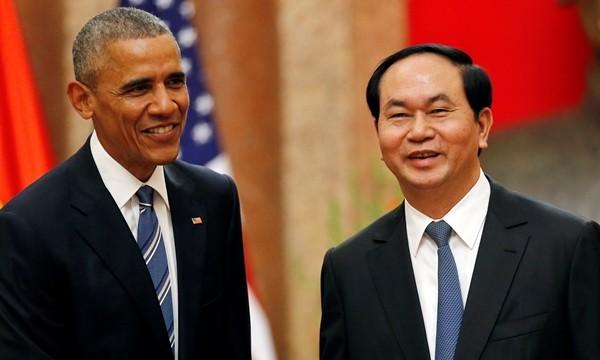 Mỹ dỡ bỏ hoàn toàn lệnh cấm vận vũ khí đối với Việt Nam - ảnh 6