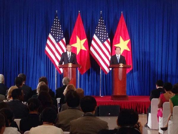 Mỹ dỡ bỏ hoàn toàn lệnh cấm vận vũ khí đối với Việt Nam - ảnh 3